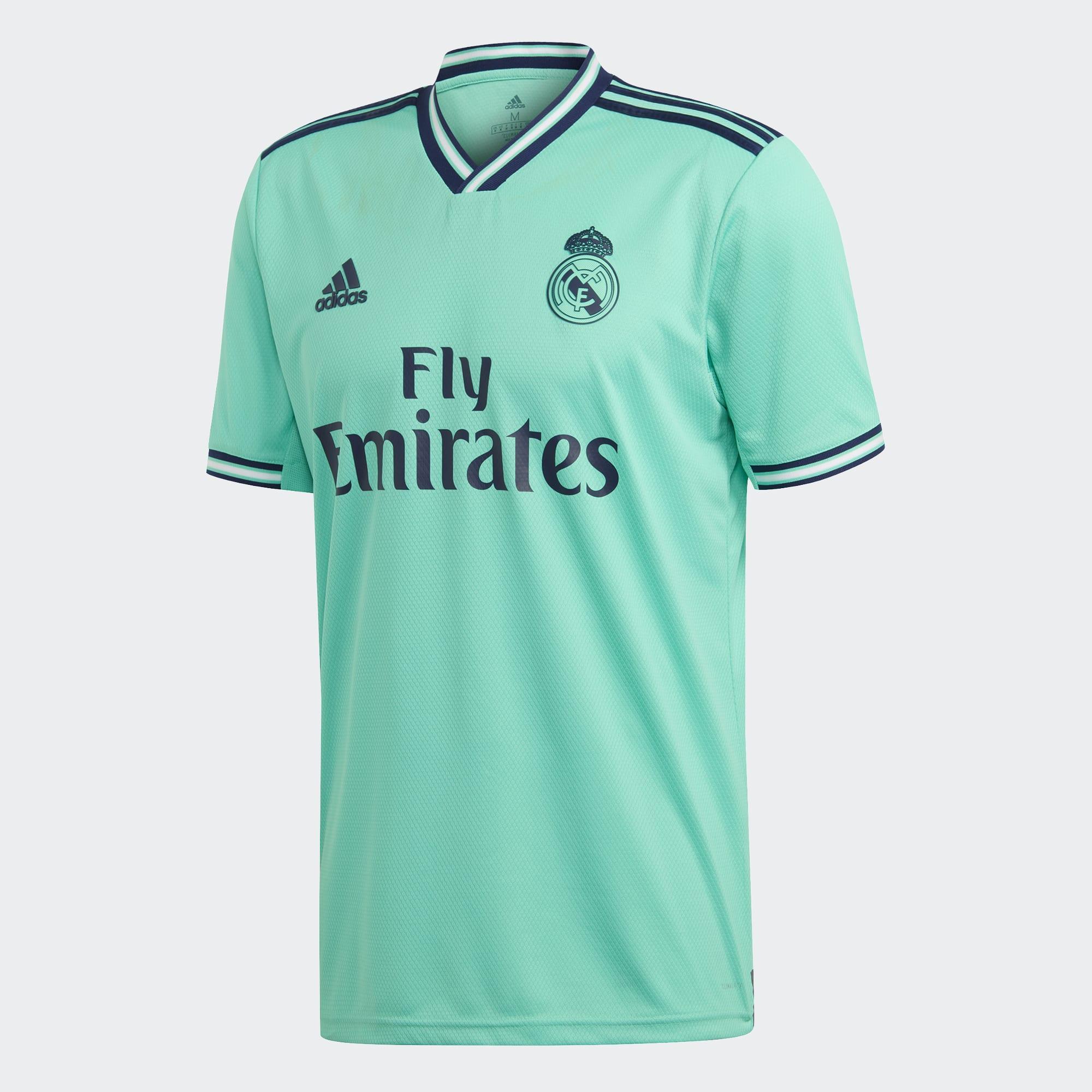 Veste Real Madrid NoirDoré Saison 20192020   FootKorner