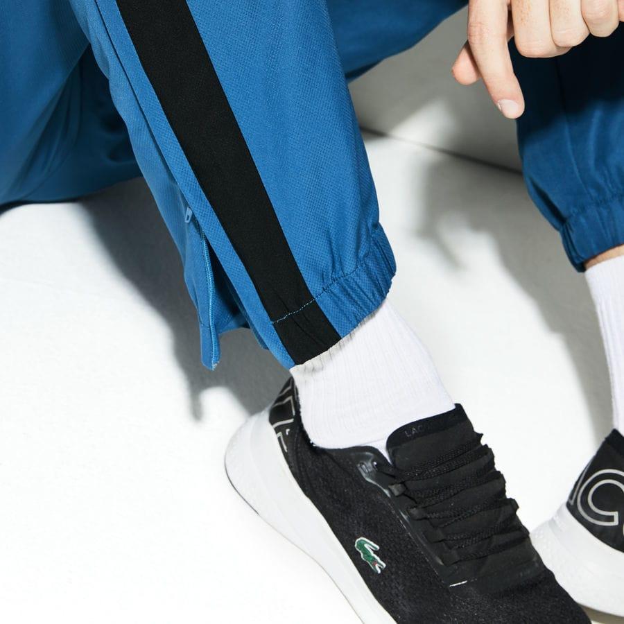 Pantalon De Lacoste Survêtement Tennis Sport Bleunoir 3RjL54qA