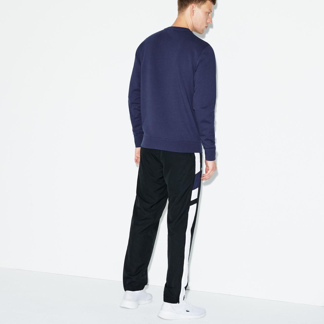 Survêtement De Pantalon Tennis Inkwell Lacoste Blackwhite AjL4q35R