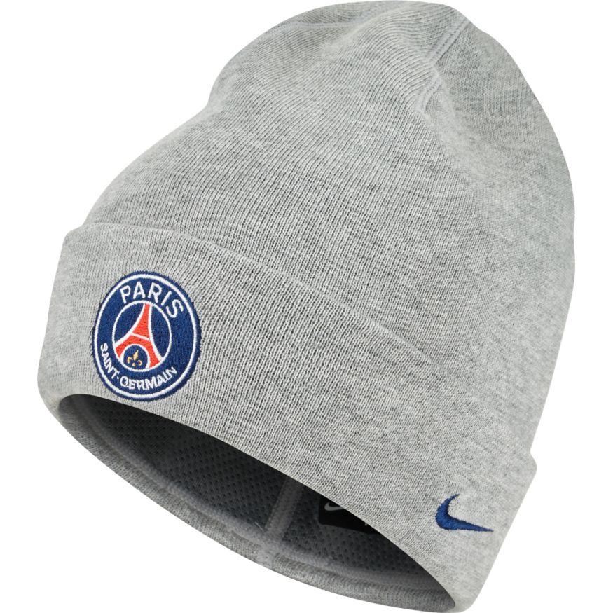 Nike Bonnet PSG Gris