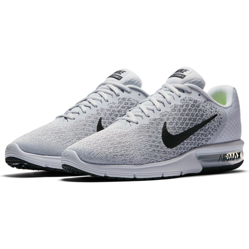 air max sequent 2 gris