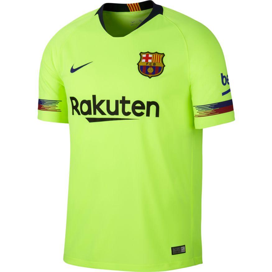 Nike maillot extérieur de fc Barcelone saison 2018 201 VOLTDEEP ROYAL BLUE |