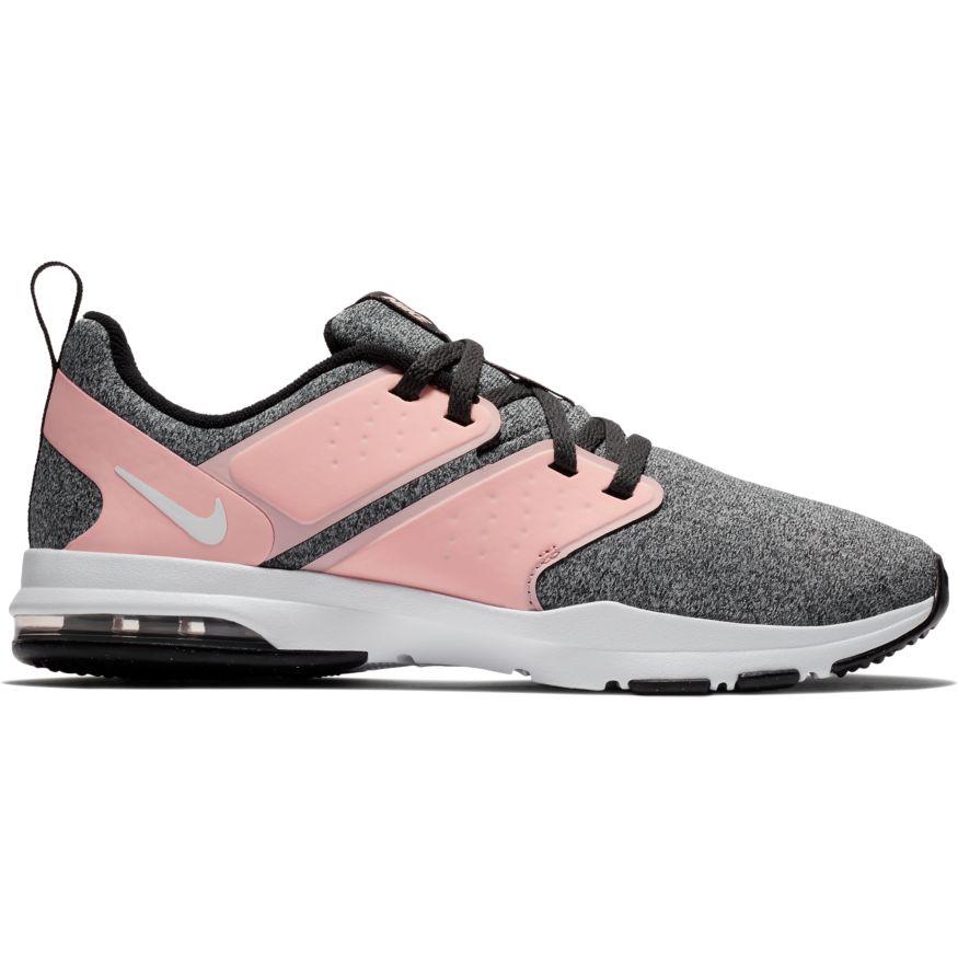 Nike air bella tr BLACKWHITE STORM PINK WOLF GREY